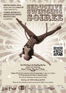 Seductive Swinging Soiree